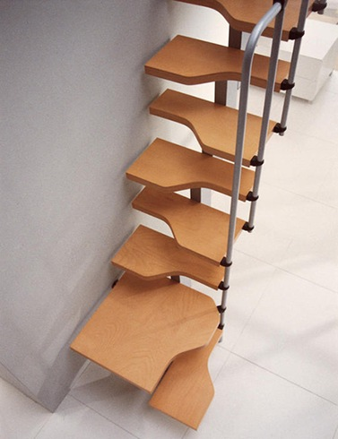 Scale elicoidale mini scale salvaspazio area d - Scale a chiocciola salvaspazio ...